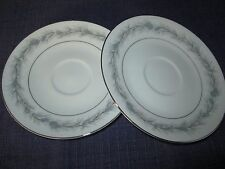 """Style House Fine China DUCHESS Saucers 6"""" *SET of TWO"""" (2) *have more items*"""