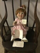 Lee Middleton Missy Doll#414 with Bible