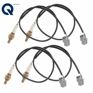 Up & Downstream O2 Oxygen Sensor For Land Rover Discovery 1996 1997 98 99 4.0L