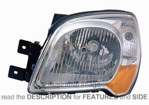 LHD Headlight Kia Sportage 2008-2010 Right Side 92102-03000