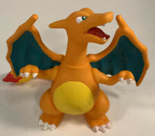 """Vintage Charizard PVC 5 """" Tomy Action Figure 1998 RARE Articulated Great Shape"""