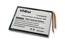 original vhbw® AKKU 1.4Ah für PHILIPS GoGear Muse 8GB 16GB