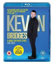 KEVIN BRIDGES A Whole Different Story Live 2015 Blu Ray NEW SEALED FAST DISPATCH