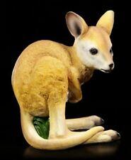 Figura de jardín Joven CANGURO BABY - Deco Estatua Estatuilla Animal Australia