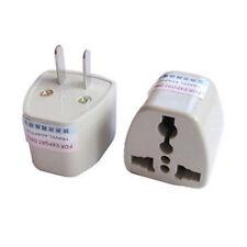Universal Travel AC Wall Power Adapter Charger China UK Plug to US Plug Supply
