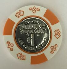 Stardust Hotel $1 Casino Chip Las Vegas Old Obsolete Coin