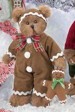 "Bearington Bears ""Izzy A. Cookie"" 10"" Plush Bear- #1761- New- 2006"