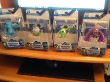 Trabajo Lote De 5 Figuras De Disney Pixar Monsters University formidable asustar a los estudiantes