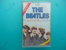 "THE BEATLES  "" ROCK 'N' ROLL MUSIC VOL. 1 ""  CASSETTE ( 1981 )"