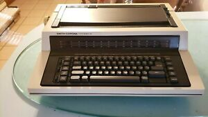Smith-Corona  Typetronic III Electric Typewriter