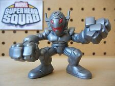 Marvel Super Hero Squad ULTRA RARE Ultron Avengers 2 Villain from Wave 10 Age of