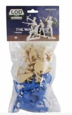 PLAYSETS 1/32 The War at Troy Figure Playset (8ea Greeks/Trojans) (Bagged PYSL1