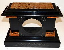 Antique 1800's Seth Thomas Mantle Shelf Adamantine Clock Case