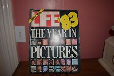 1984- Life Magazine Special Issue- The Year in Pictures of 1983