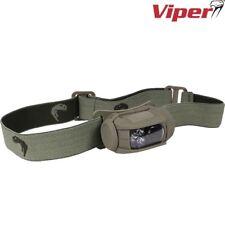 Viper Táctico operaciones especiales linterna de cabeza frontal Blanco-rojo