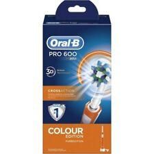 Cepillo Dental ORAL-B PRO600 Cross Naranja