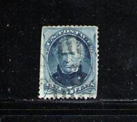 ESTADOS UNIDOS/USA 1875 USED SC.179 Zachary Taylor 5C.