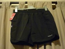 LADIES BLACK SHORTS FROM LA GEAR - SIZE 10 - NEW WITH TAGS