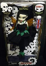 "Begoths 12""/30cm OLIVIA O'LANTERN New Bleeding Edge Series 7 Goth Doll/Exclusive"