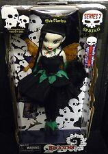 "Begoths 12""/30cm OLIVIA O'LANTERN New Bleeding Edge Series 7 Goth Doll/Exclusive"