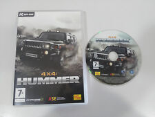 4X4 HUMMER JUEGO PC DVD-ROM EDIC ESPAÑA