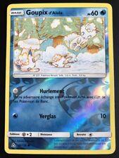 Carte Pokemon GOUPIX 30/156 REVERSE Soleil et Lune 5 SL5 FR NEUF