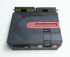 Twin Famicom Disk System Sharp Game Console Gray AN-500B Sold As Is