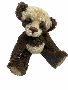"""ANTIQUE BROWN 24"""" TEDDY BEAR Humpback Fully Jointed"""