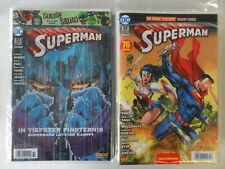 DC-Panini Comics - 59x Superman 2012-2017 (nº 1-57 + 2 Variant) - estado 0-1