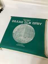 Vintage Grand Ole Opry Seat Cushion Country Music Nashville TN