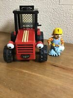 Sumsy The Fork Lift And Bob Figure Bundle  'Bob The Builder' Great Fun Toy