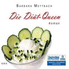 Barbara Mettlach Bach la dieta-Queen 5 CD audio + 1 mp3-cd/Box Set
