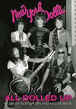 """""""NEW YORK DOLLS-ALL DOLLED UP"""" ROCK DOCUMENTARY DVD SEALED BRAND NEW ON SALE!!"""
