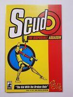 Scud: The Disposable Assassin #1 NM- 1st Print! (Fireman,1994) Rob Schrab RARE!