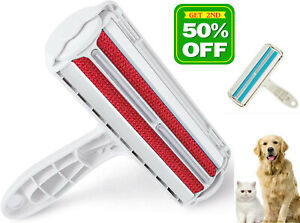 Pet Hair Remover Roller Reusable For Couch Cleaner LaundryDog  Cat Hair brush