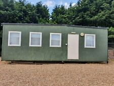 Twin Unit Mobile Home  Portable Building  Static home cabin