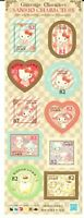 JAPAN GIAPPONE 2016 HELLO KITTY SPECIAL LIMITED EDITION  MNH** GOLD - FOGLIETTO