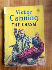 THE CHASM by Victor Canning Vintage Paperback Hodder & Stoughton 1952