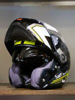 SHOEI Motorradhelm NEOTEC IMMINENT TC-3 Klapphelm S, XL