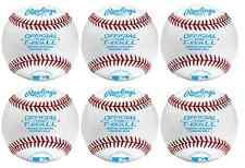 "Rawlings 9"" Tee Ball Baseballs Tvb 1/2 Dozen"