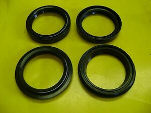 FORK DUST SEALS TO FIT YAMAHA YZ 125 J 82