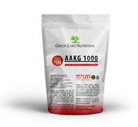 AAKG 1000mg TABLETTEN GROSSE MUSKELPUMPE SCHNELLE REGENERATION ERHÖHTE LIBIDO