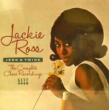 JACKIE ROSS 'Jerk & Twine' - 24 Tracks on KENT