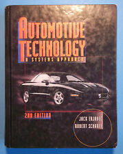 1996 Automotive Technology A Systems Approach 2ND Edition