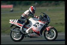 474005 Steve Dick 750cc Yamaha Shannonville A4 Photo Print