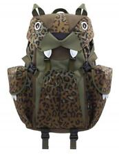 Big Cat backpack Large Camouflage MORN CREATIONS cheetah tiger lion leopard