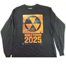 Men's Call of Duty Black Ops II Nuketown 2025 Long Sleeve Graphic T-shirt Large
