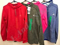 Adidas Team Issue Fleece Performance Hoodie Climawarm Pullover Women's Sizes NEW