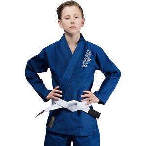 Venum Kids Contender Brazilian Jiu-Jitsu Gi - Blue