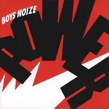 Boys Noize-Power (vinyle 2lp - 2009-de-original)